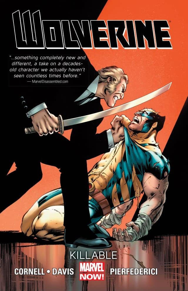 Wolverine (2013-2014) Vol. 2: Killable