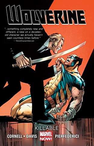 Wolverine (2013-2014) Tome 2: Killable