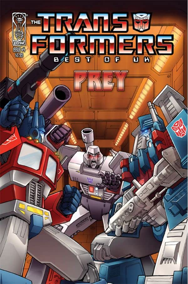 Transformers: Best of UK - Prey #4 (of 5)