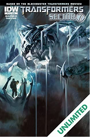 Transformers: Sector 7 #1 (of 5)