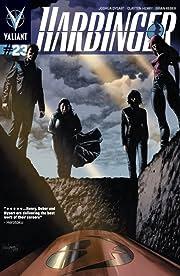 Harbinger (2012- ) #23: Digital Exclusives Edition