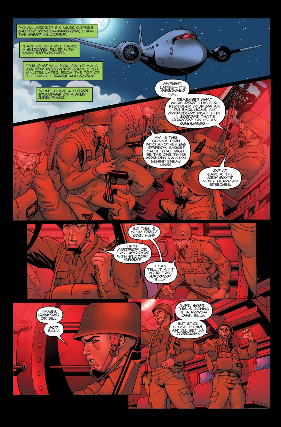 Transformers: Sector 7 #4 (of 5)