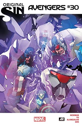 Avengers (2012-2015) No.30