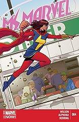 Ms. Marvel (2014-) #4