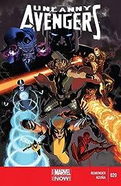 Uncanny Avengers (2012-2014) #20