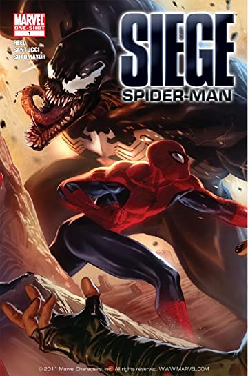 Siege: Spider-Man #1