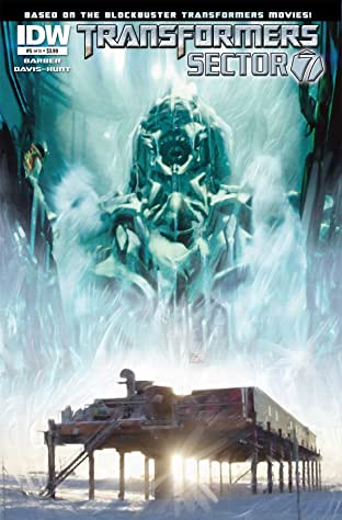 Transformers: Sector 7 #5 (of 5)