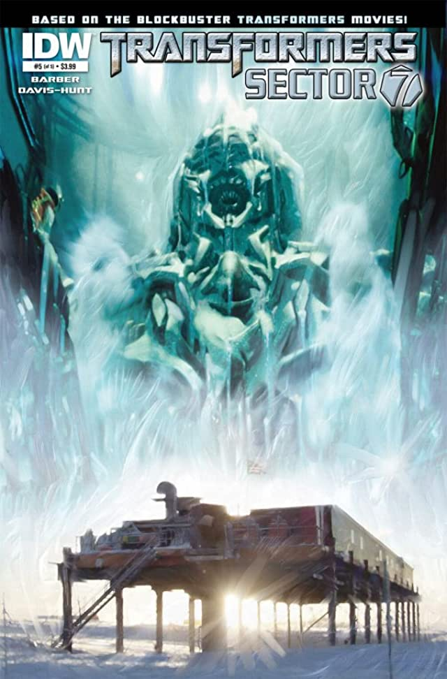 Transformers: Sector 7 #5