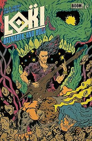 Loki: Ragnarok and Roll #4 (of 4)