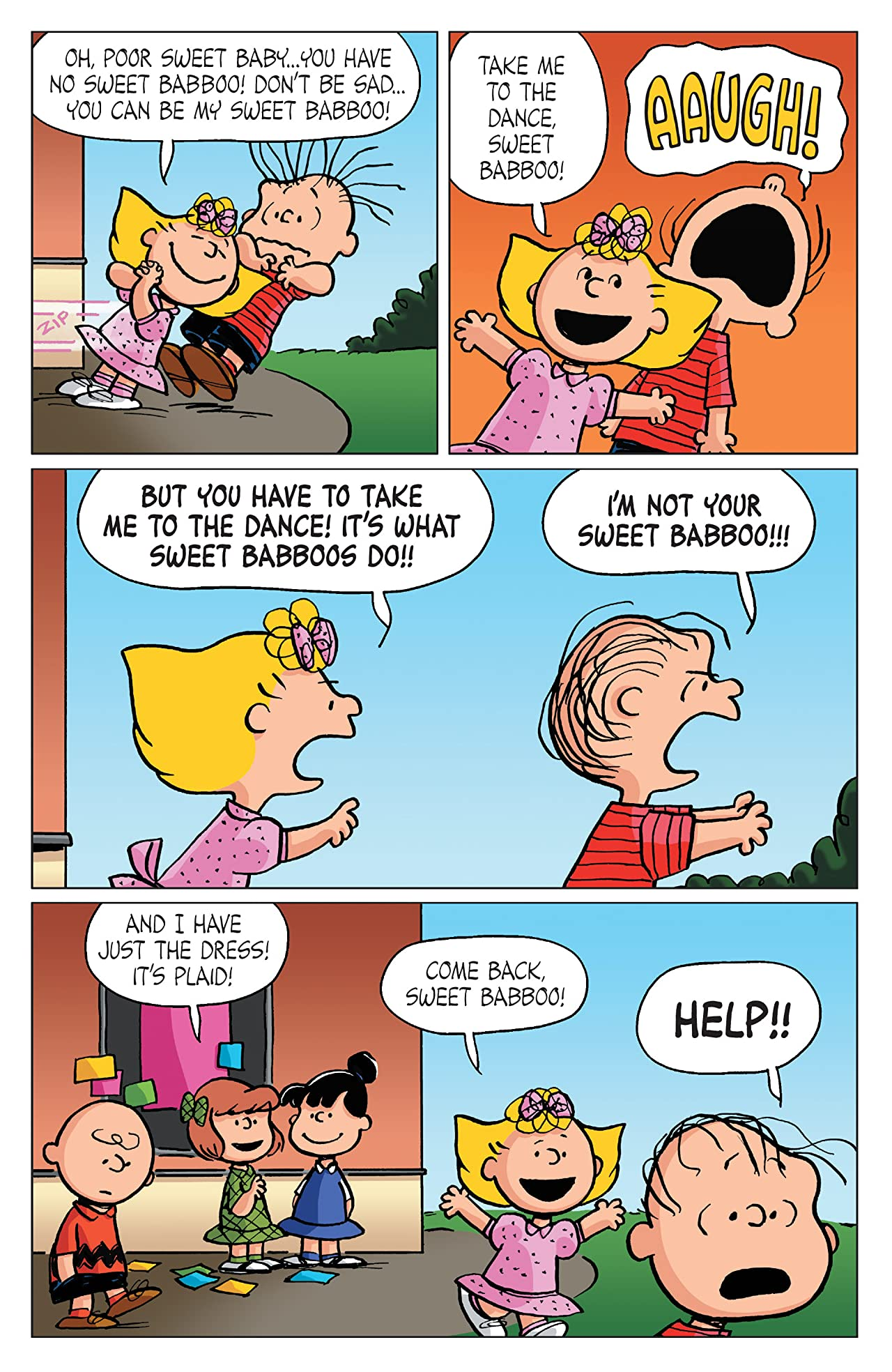 Peanuts Vol. 2 #18