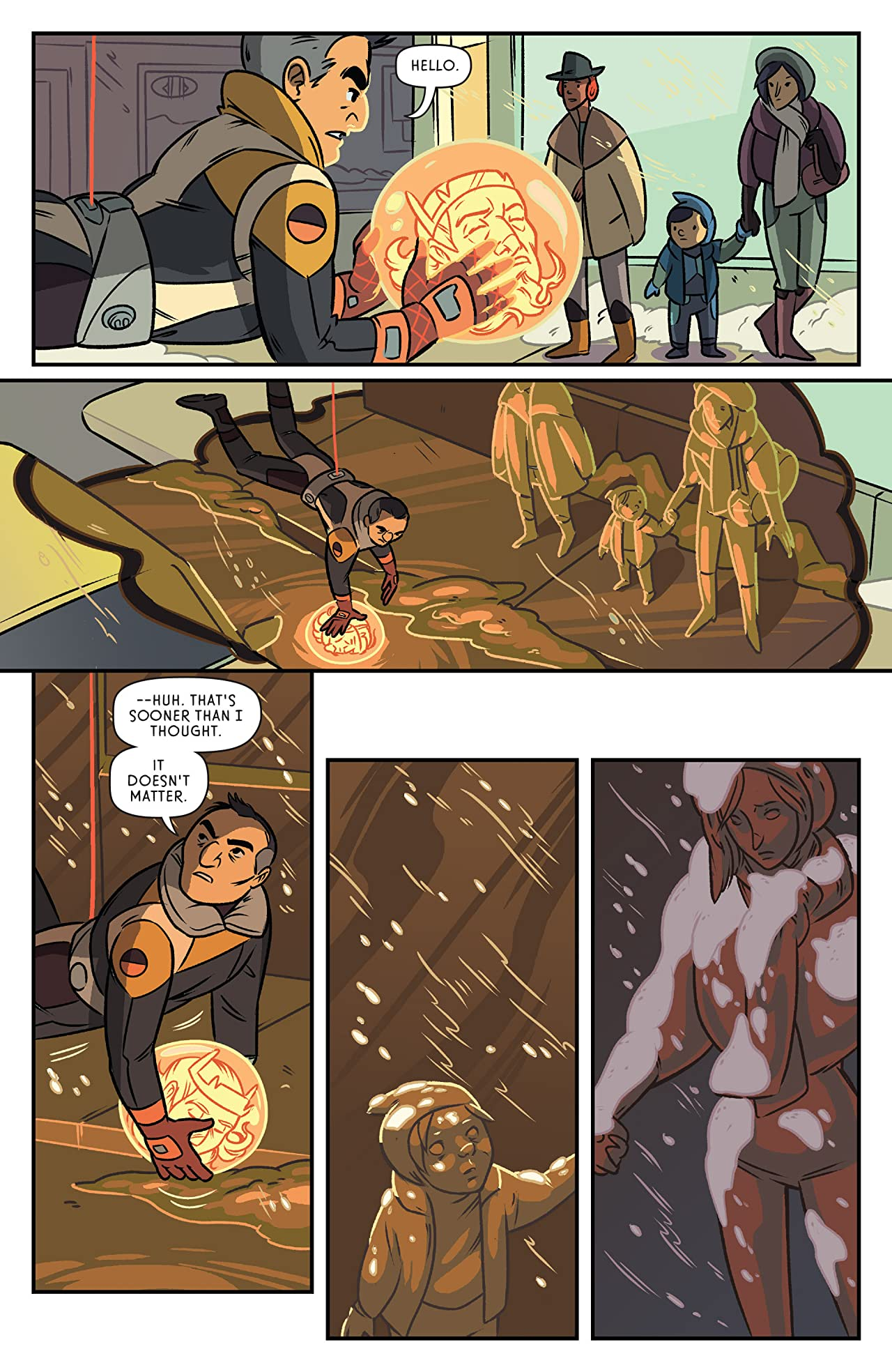 The Midas Flesh #6 (of 8)