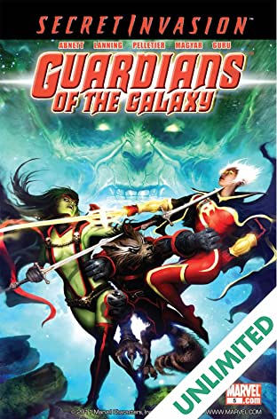 Guardians of the Galaxy (2008-2010) #5