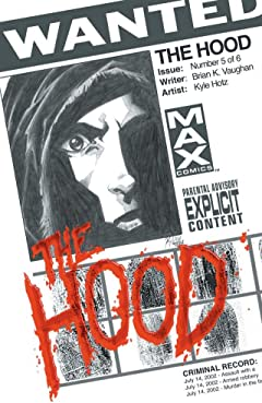 The Hood #5 (of 6)