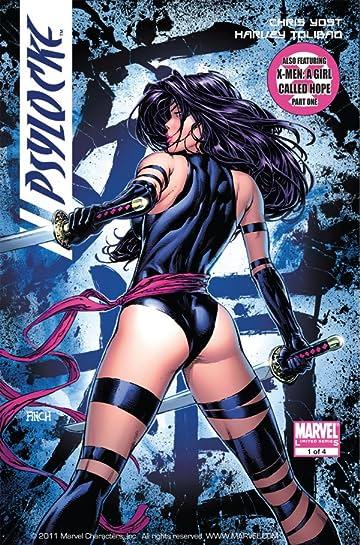 X-Men: Psylocke #1