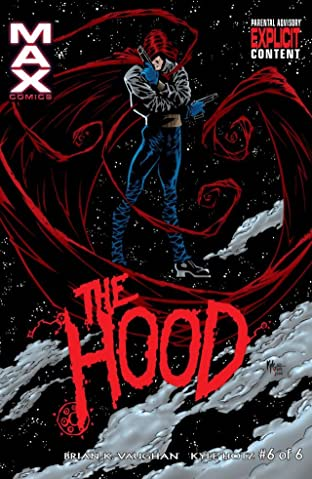 The Hood #6 (of 6)