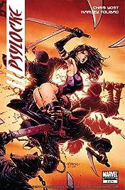 X-Men: Psylocke #2 (of 4)