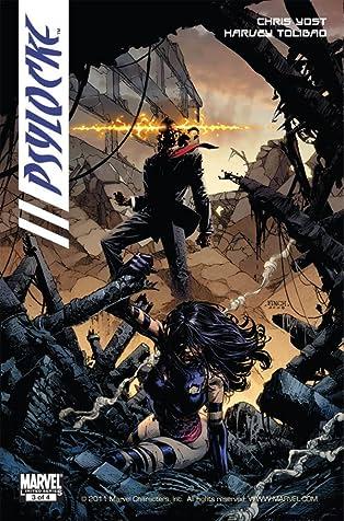 X-Men: Psylocke #3 (of 4)