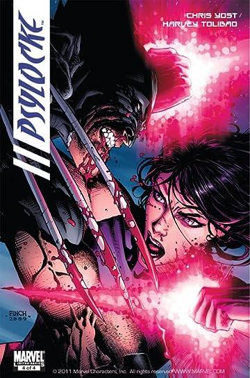 X-Men: Psylocke #4 (of 4)