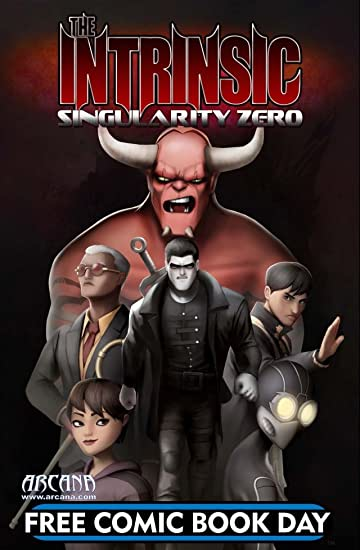 The Intrinsic Vol. 2: Singularity Zero