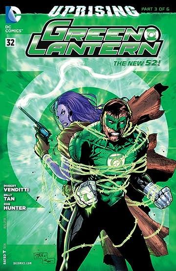 Green Lantern (2011-2016) #32