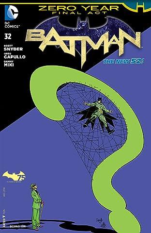 Batman (2011-2016) #32