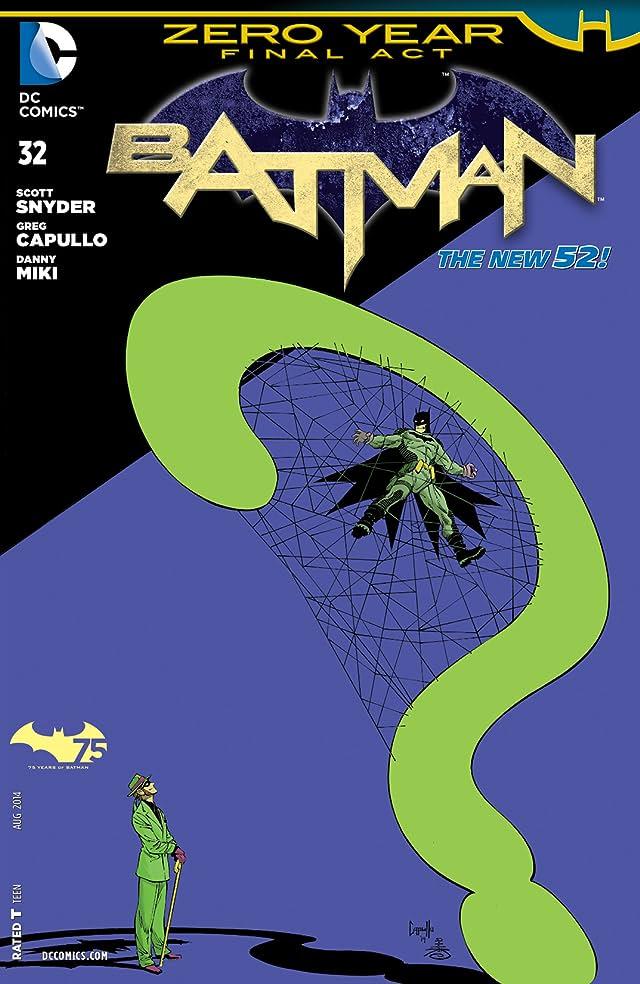 Batman (2011-) #32