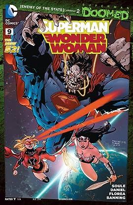 Superman/Wonder Woman (2013-2016) #9