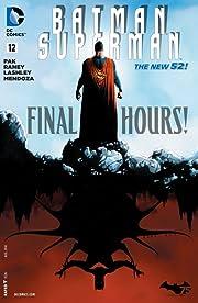 Batman/Superman (2013-2016) #12