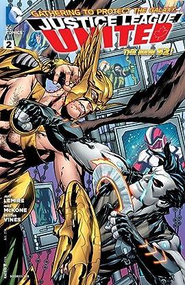 Justice League United (2014-2015) #2