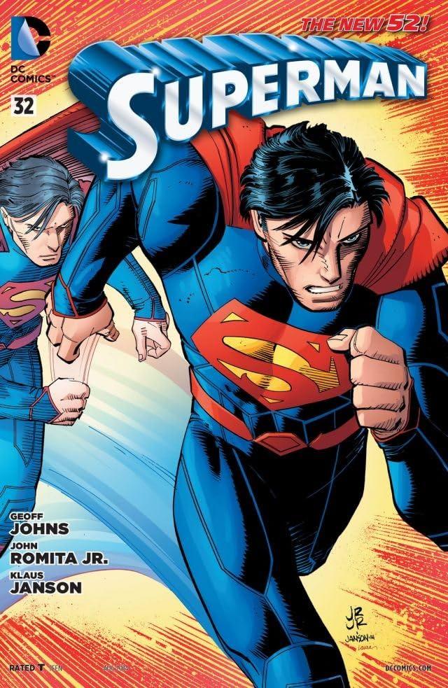 Superman (2011-2016) #32