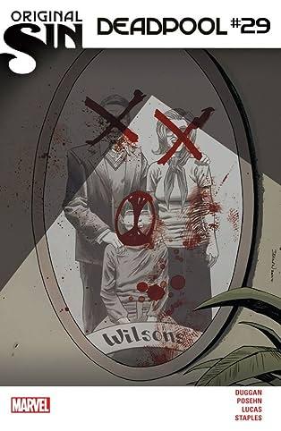 Deadpool (2012-2015) #29