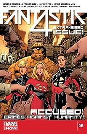 Fantastic Four (2014-2015) #5