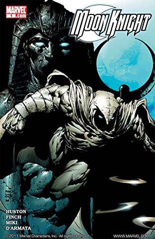 Moon Knight (2006-2009) No.1