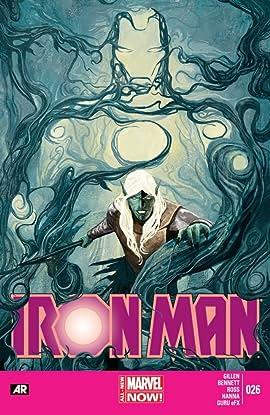 Iron Man (2012-2014) #26