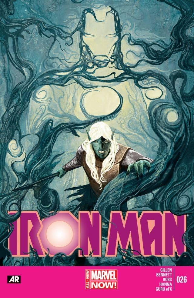 Iron Man (2012-) #26