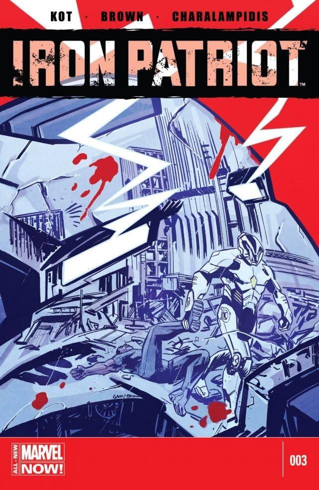Iron Patriot (2014-) #3
