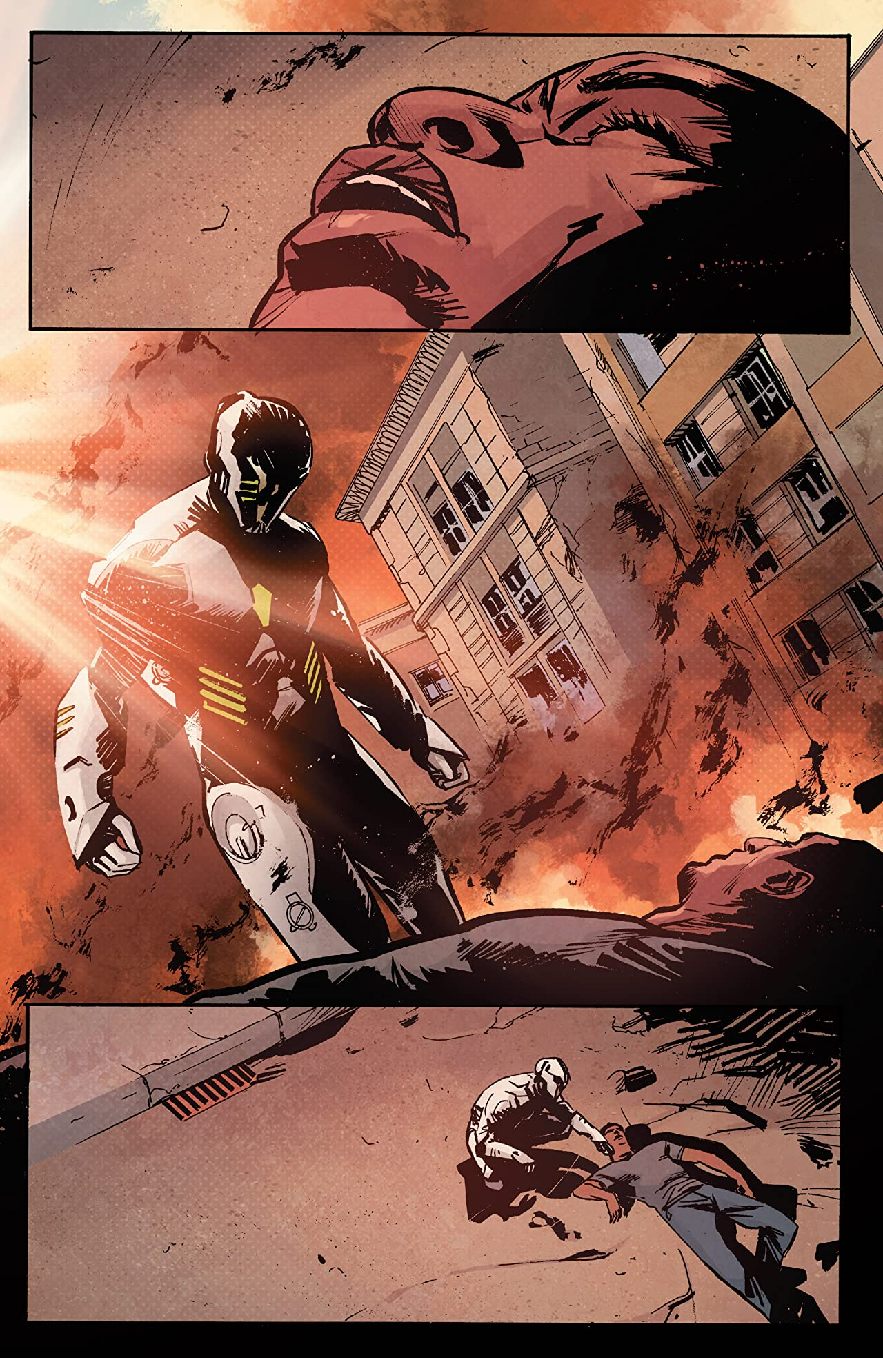 Iron Patriot (2014) #3