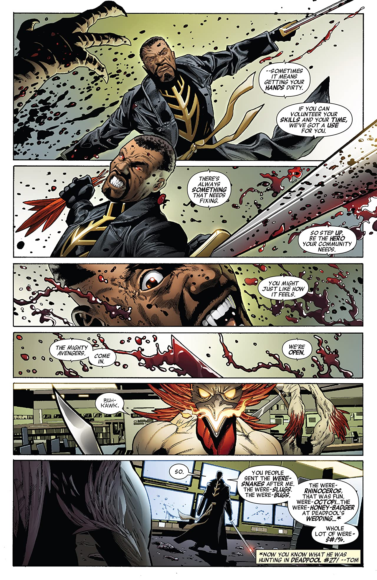 Mighty Avengers (2013-2014) #10