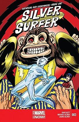 Silver Surfer (2014-2015) #3