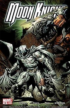 Moon Knight (2006-2009) No.5