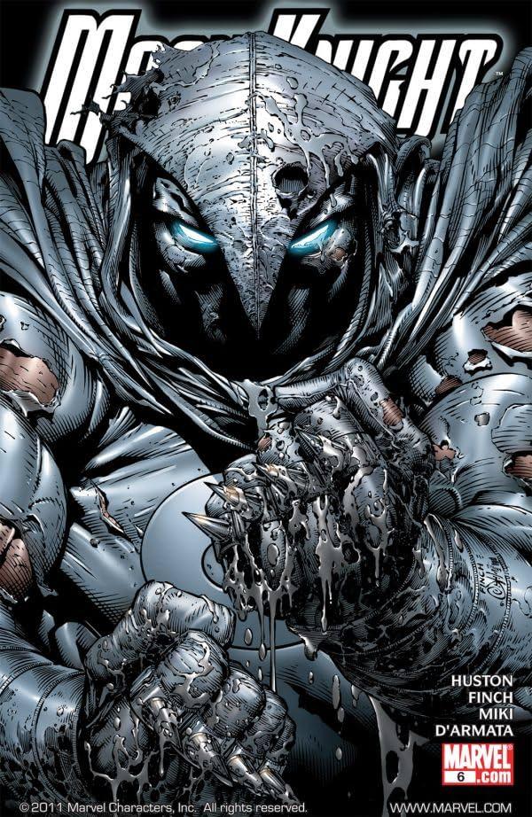 Moon Knight (2006-2009) #6