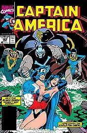 Captain America (1968-1996) #369