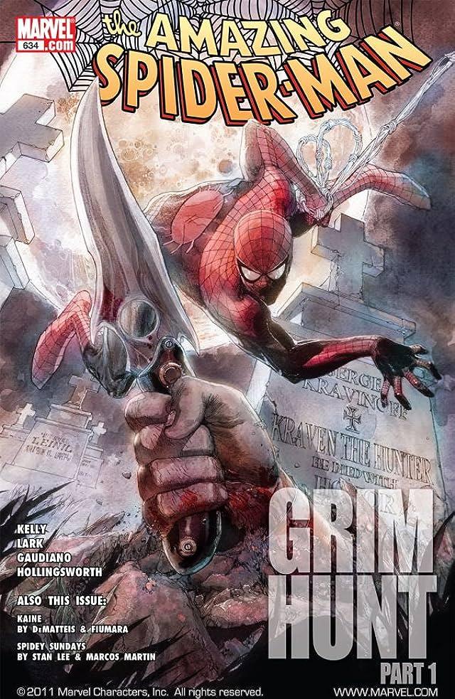Amazing Spider-Man (1999-2013) #634