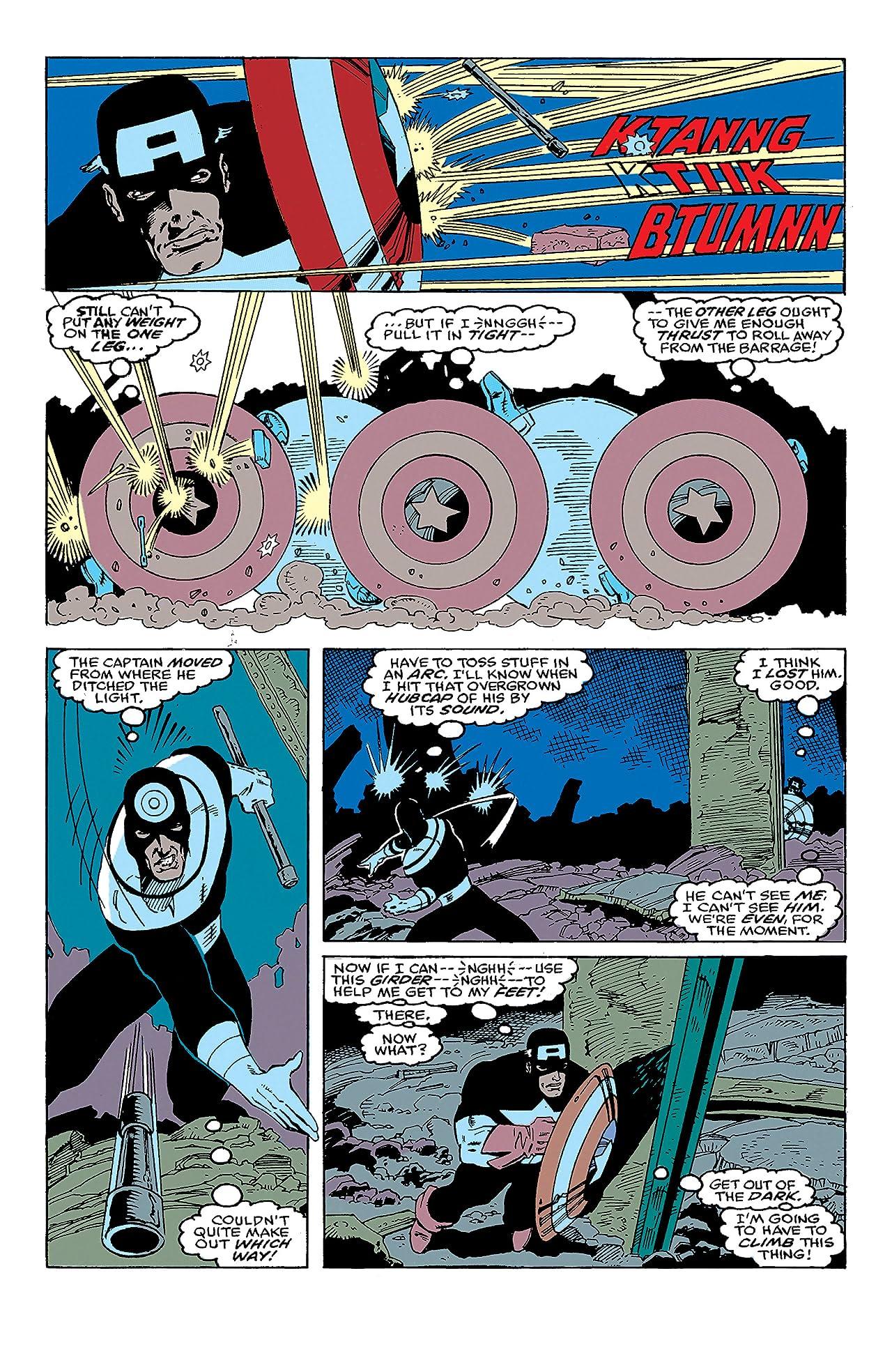 Captain America (1968-1996) #374