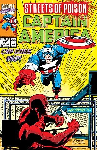 Captain America (1968-1996) #375