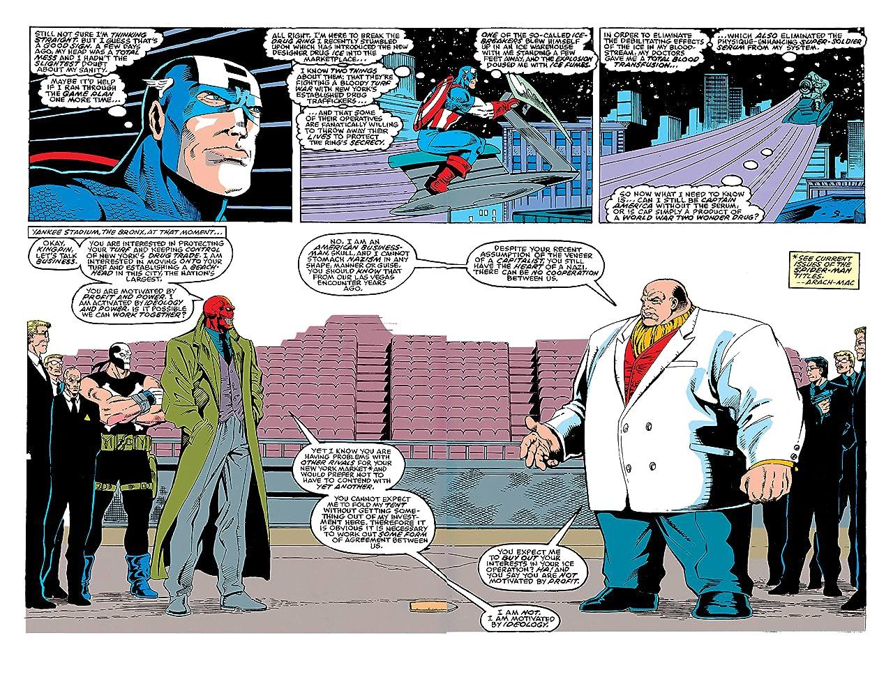Captain America (1968-1996) #378