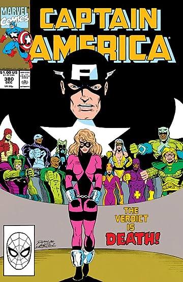 Captain America (1968-1996) #380