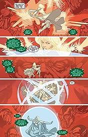 Secret Invasion: X-Men #3 (of 4)
