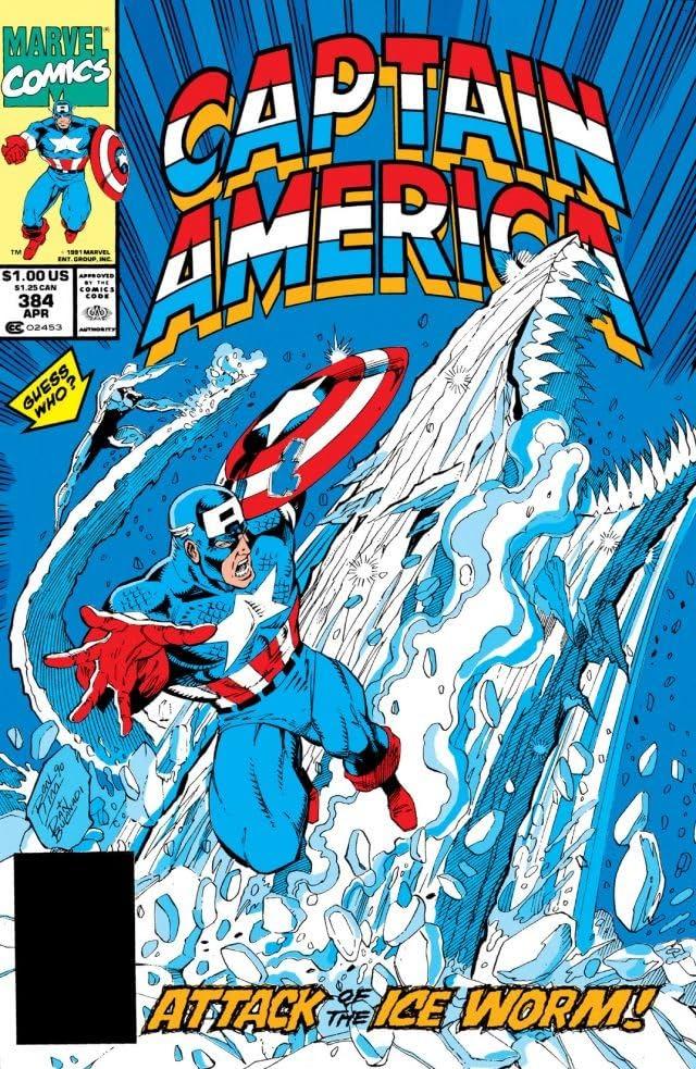 Captain America (1968-1996) #384