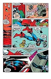 Captain America (1968-1996) #388